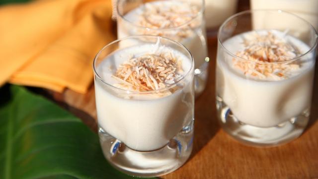 Coconut Mousse
