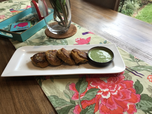 Vegetable Shammi Kababs